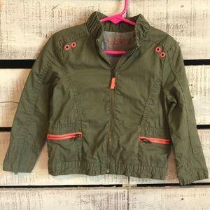 OshKosh toddler girl jacket